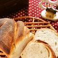 自家製酵母のバターブレッド