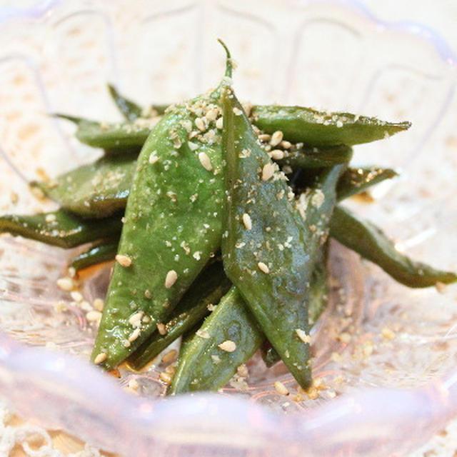 モロッコインゲンの煮物 レシピ