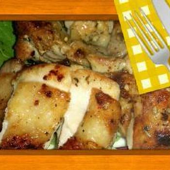 鶏肉香草焼き