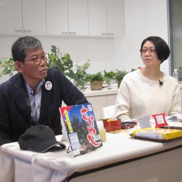 鉄道カメラマン櫻井寛さん×スペシャルゲストヤミーさんの旅する絶景「駅弁」イベント