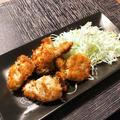コスパ良☆マヨで簡単☆鶏むね肉の揚げ焼き