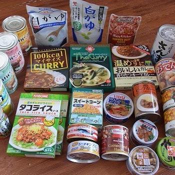 日本缶詰協会賞の賞品