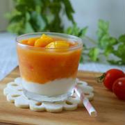 美肌対策~果肉たっぷり!マンゴーとトマトスムージー