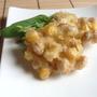 大豆とコーンのサクサクかき揚げ