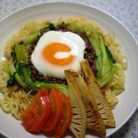 ジャージャー麺風涼麺