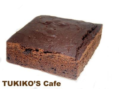 犬のケーキレシピ【ノンエッグ(卵なし)小麦アレルギー対応キャロブのケーキ】