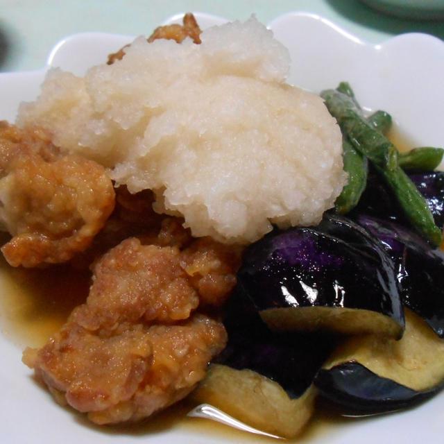 やさしい味でジュワ~っと柔らか 鶏もも肉と野菜のみぞれ煮