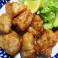 鶏むね肉の中華風唐揚げ<五香粉でカンタン>