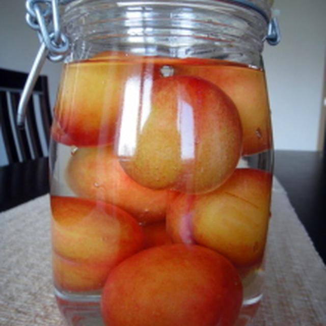 ☆『サワードリンク酢』でフルーツ漬け