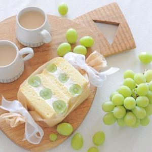 思わずうっとり…緑の宝石「#シャインマスカット」のスイーツで味わう幸福感
