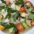 鱈と野菜の白ワイン煮