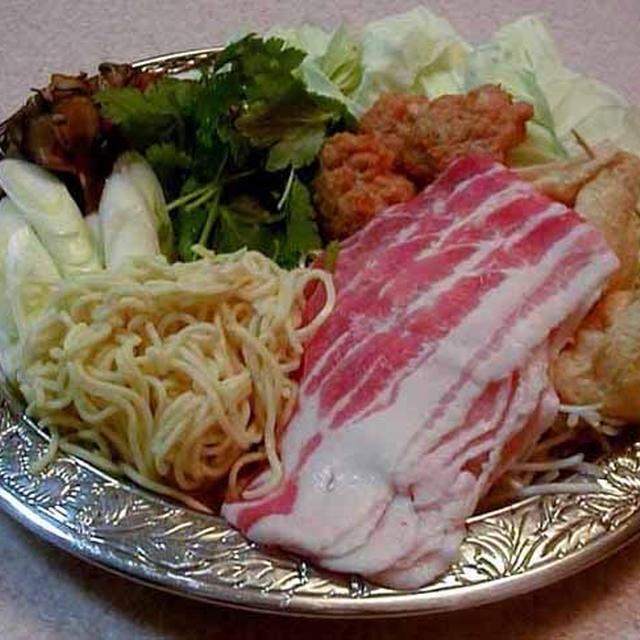 常春キャベツdeラーメン鍋