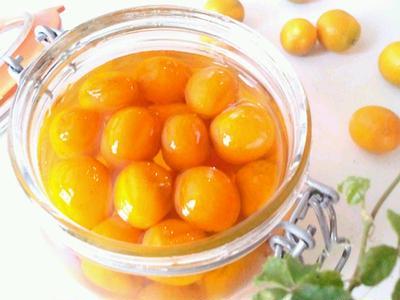 金柑の蜂蜜漬け ~はちみつ金柑シロップ・はちみつ漬けとはちみつ煮の違い~