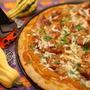 Pizza alla zucca 🎃 かぼちゃピッツァでハロウィン パーティー♪