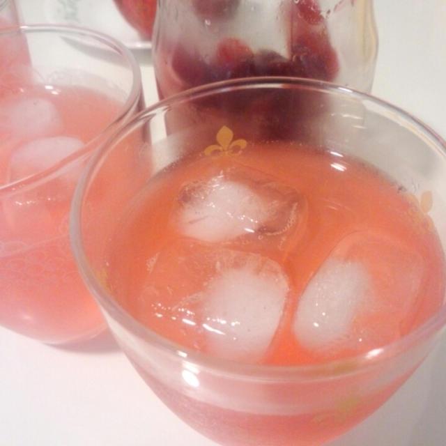りんごジュース 2015紅玉パラダイス
