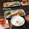 新米にぴったり♪塩鮭でプチプチスモークサーモン by おいしっぽさん
