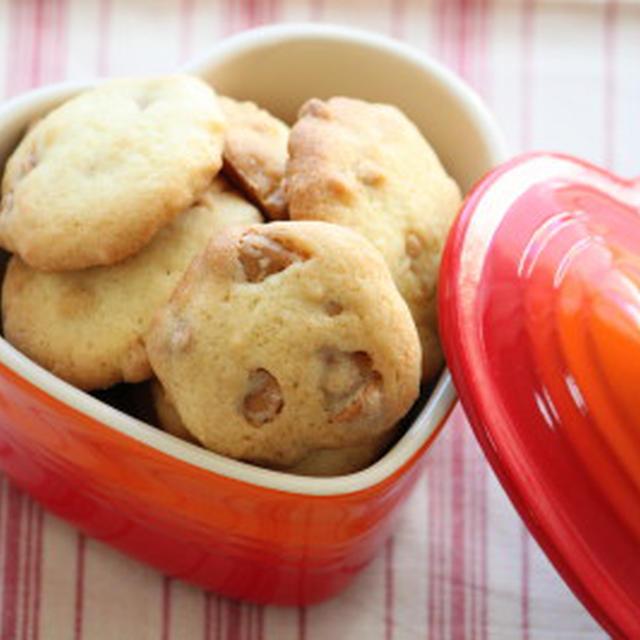 キャラメルチップクッキー☆