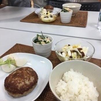 かな姐さんの料理教室