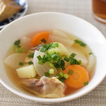 北海道の郷土食「三平汁」【ヤマキだし部】