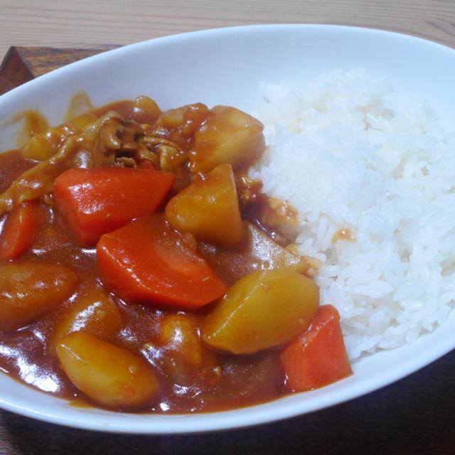 野菜のポークハヤシライス