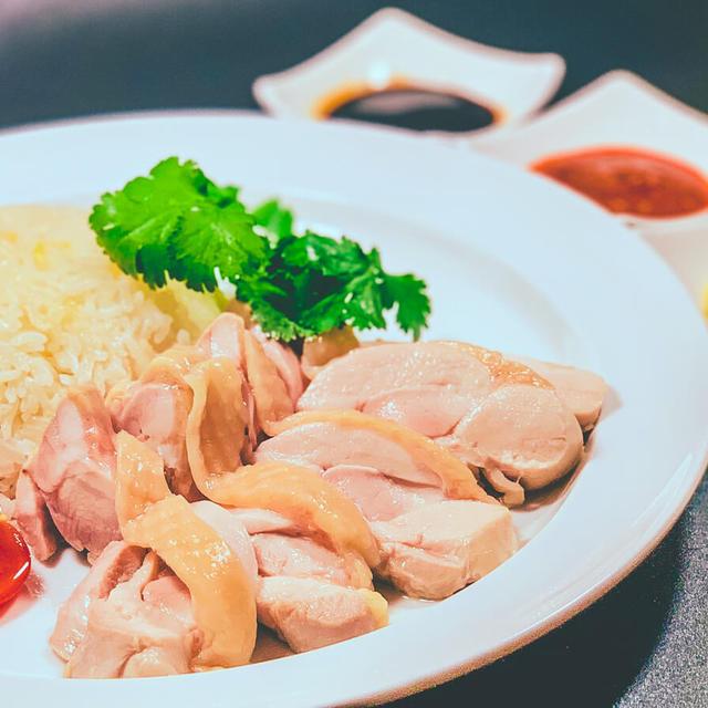 65℃ シンガポールチキンライス~海南鶏飯~