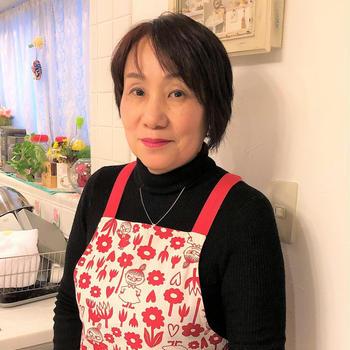 お裾分けの「万願寺とうがらし」で、炒飯作りましてん!仕上げに放り込んで、余熱で混ぜるだけ...