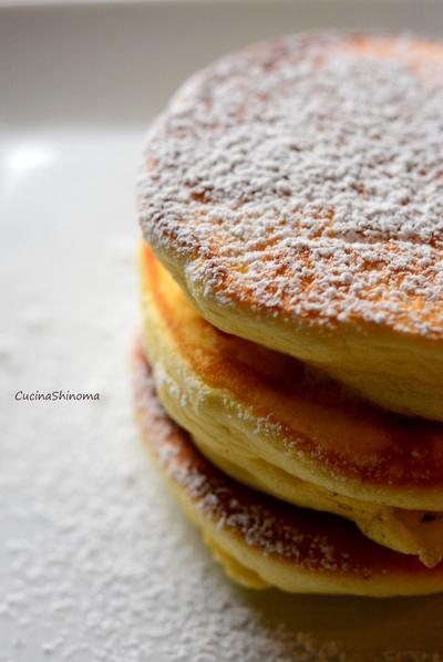 天使のスフレパンケーキ