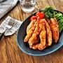 【鶏むね肉×節約】スティックフライドチキン~Wスープでお手軽に美味しさアップ~