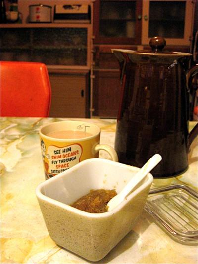 新生姜のはちみつ煮、ハニージンジャー。