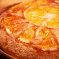 もちふわオレンジケーキ♪炊飯器HMレシピ