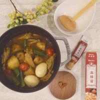 麻辣カレー鍋 <ハウス食品 麻辣醤モニター記事>