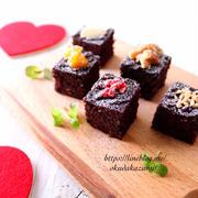 レンジで3分20秒!チョコレート風味のココアスポンジケーキ