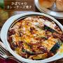 ♡レンジ&トースターで♡かぼちゃのカレーチーズ焼き♡【#簡単レシピ #ひき肉 #時短 #ハロウィン】