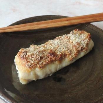 タラのアーモンド味噌マヨソース