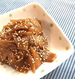 【ご飯の友&ドリンク】新生姜☆同時に生姜シロップも作れちゃう♫ご飯のお供に新生姜の佃煮