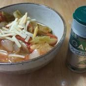 食べる春の野菜スープ