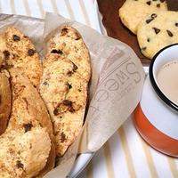 #ホットケーキミックス で簡単♪チョコとシリアルの #ビスコッティ #SHOWA
