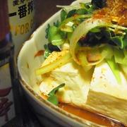ぱぱぱっと楽ちん激辛温豆腐