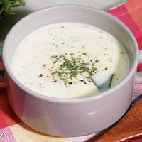 レンジで2分!手抜きなのに美味しい『即席ミルクコーンスープ』の作り方