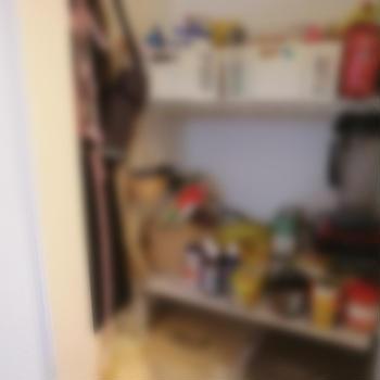パントリー無しのキッチン!物が溢れがち(¯―¯٥)スッキリ化計画!!