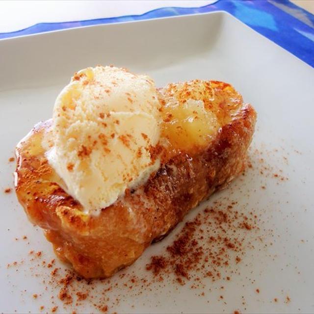 ミックス赤玉で簡単ふわふわフレンチトースト
