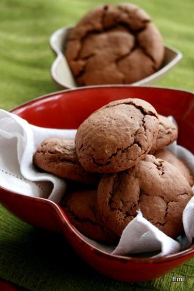 塩キャラメルチョコを包んだチョコクッキー,バレンタインデーに?
