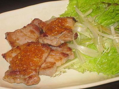 サムギョプサル風焼肉