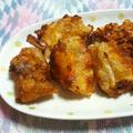 ライスペーパー✿豚キムチーズ揚生春巻き