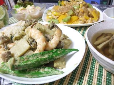 ■レシピ「タイ風タケノコチュット」
