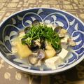シジミ豆腐汁とくらしのアンテナ