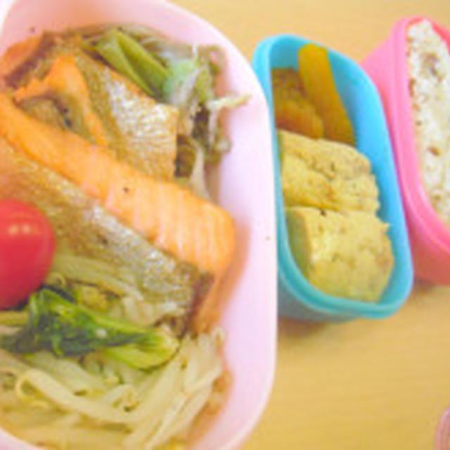 和食のほっこりお弁当