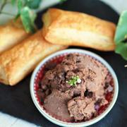 【レシピ・お菓子】材料3つのみ♪混ぜるだけの栗とチョコの濃厚アイスクリーム♡