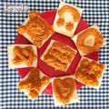 超手軽な ハロウィンレシピ ♪パンプキントースト by Legeloさん