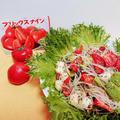 ボリュームたっぷり♪ブリックスナインの春雨サラダ【ぐんまクッキングアンバサダー】